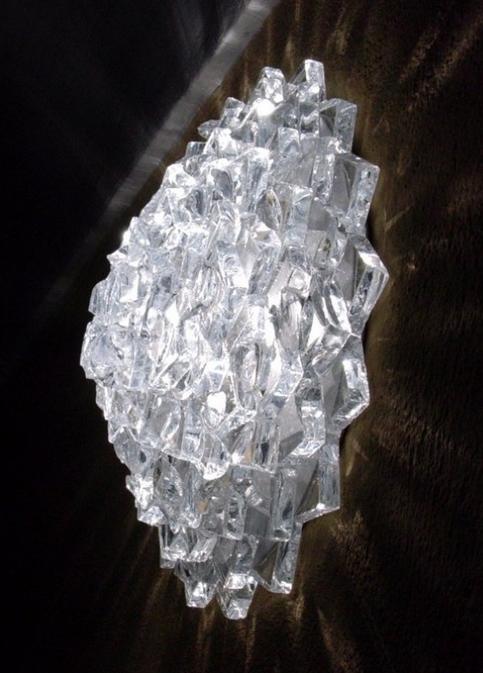 applique gla on en verre artisanal luxury chandeliers. Black Bedroom Furniture Sets. Home Design Ideas