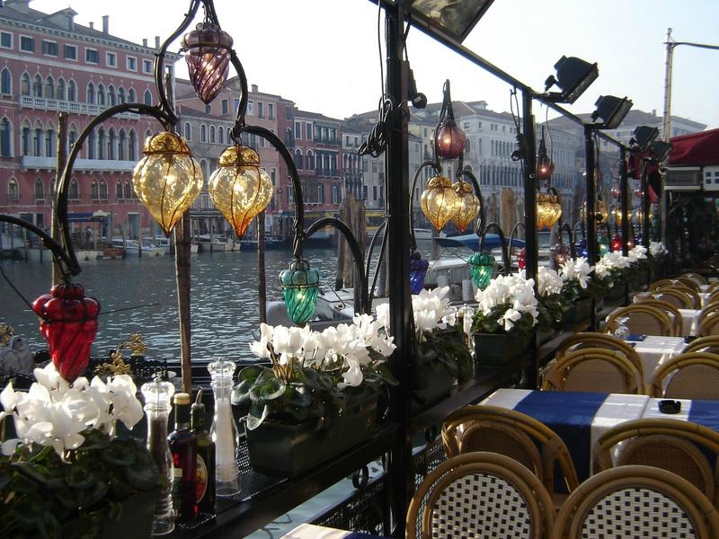 Lanternes artisanales en verre soufflé de Murano
