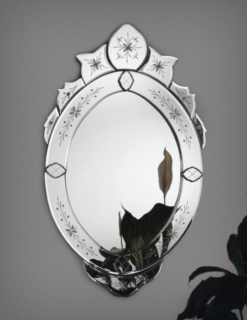 Miroirs v nitiens de murano de fabrication artisanale for Miroir artisanal