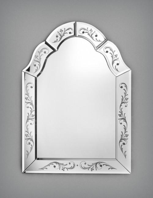 Miroirs v nitiens de murano de fabrication artisanale for Fabrication de miroir
