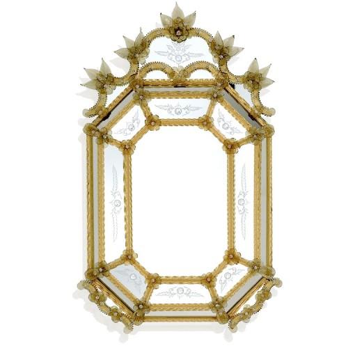 Miroir vénitien classique